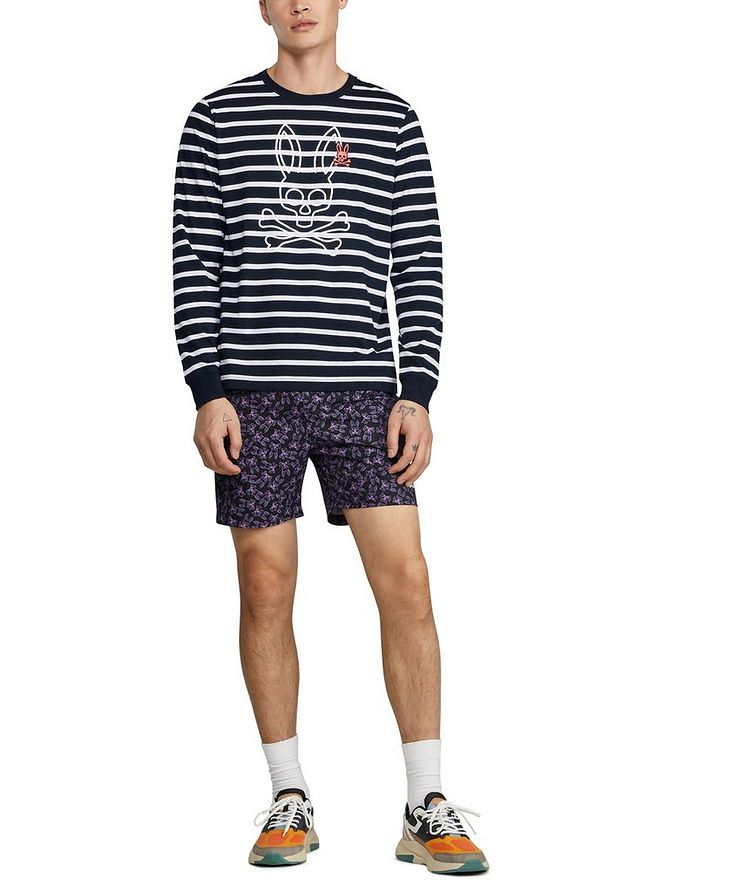 Parkhouse Stripped Long-sleeve T-shirt image 1