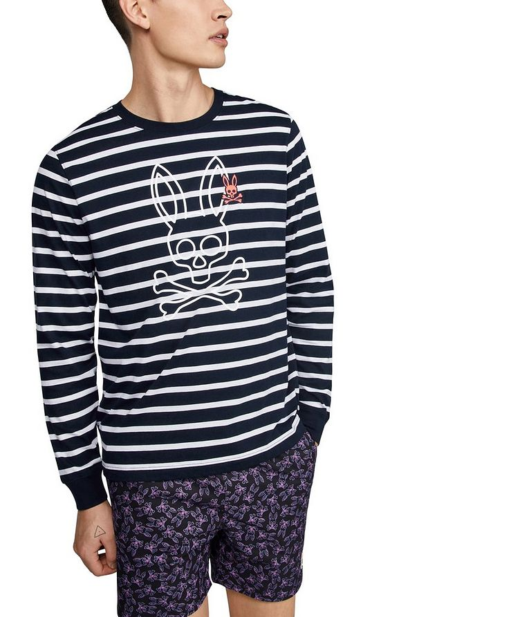 Parkhouse Stripped Long-sleeve T-shirt image 2