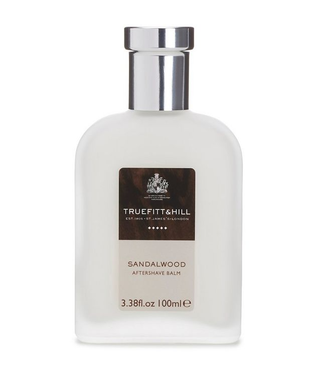 Sandalwood Aftershave Balm picture 1