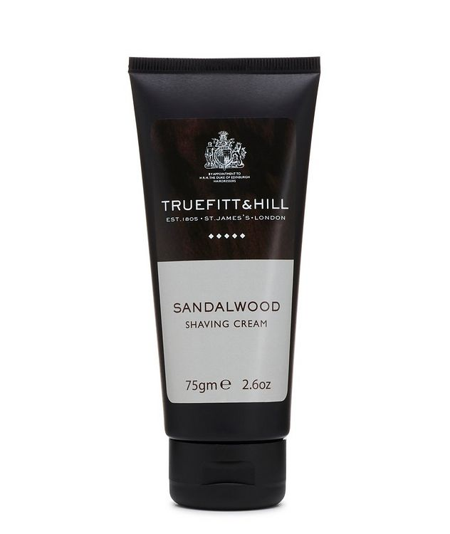 Sandalwood Shaving Cream Travel Tube picture 1