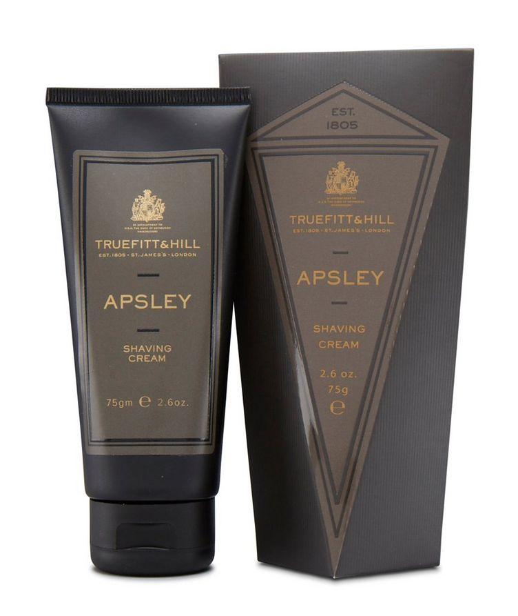 Apsley Shaving Cream Travel Tube image 1