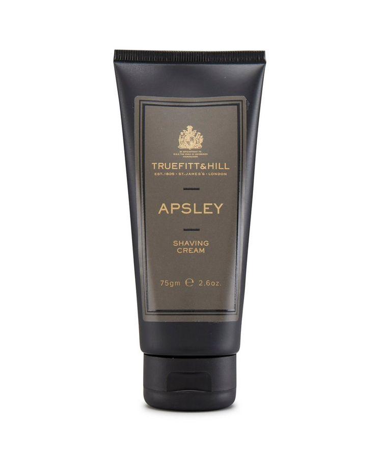Apsley Shaving Cream Travel Tube image 0