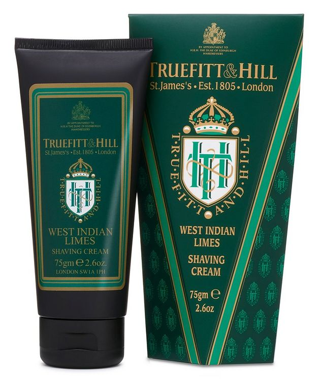 West Indian Limes Shaving Cream Travel Tube picture 2