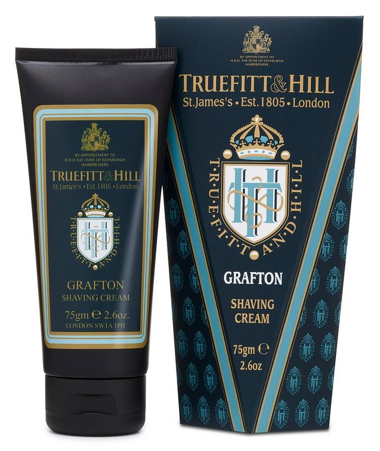 Grafton Shaving Cream Travel Tube image 1