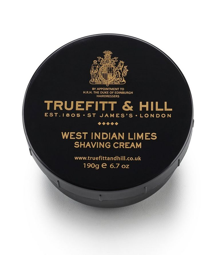 West Indian Limes Shaving Cream Bowl image 0