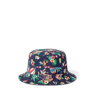 Polo Ralph Lauren Botanical Cotton Bucket Hat