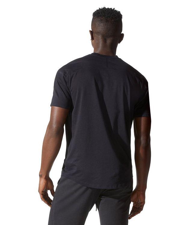 Premium Jersey Notch Crewneck T-shirt picture 4