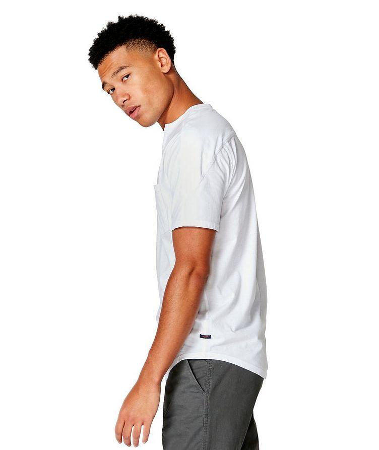 Premium Jersey Notch Crewneck T-shirt image 2