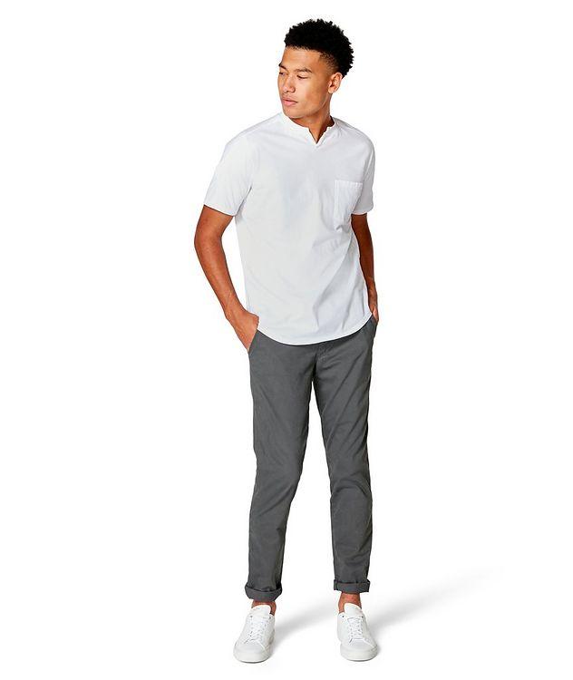 Premium Jersey Notch Crewneck T-shirt picture 5