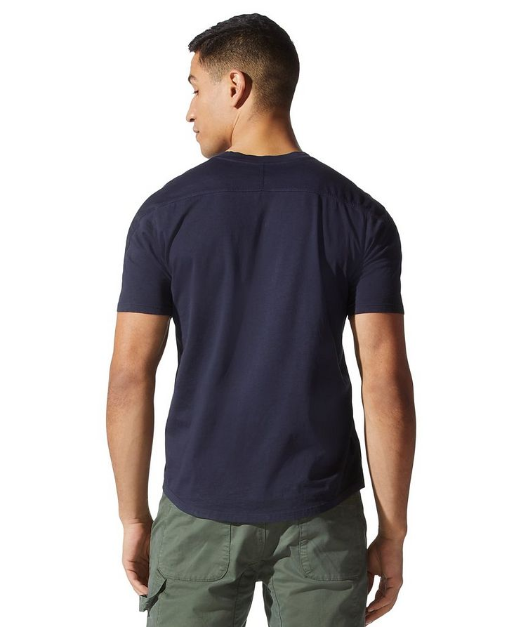 Premium Jersey Notch Crewneck T-shirt image 3