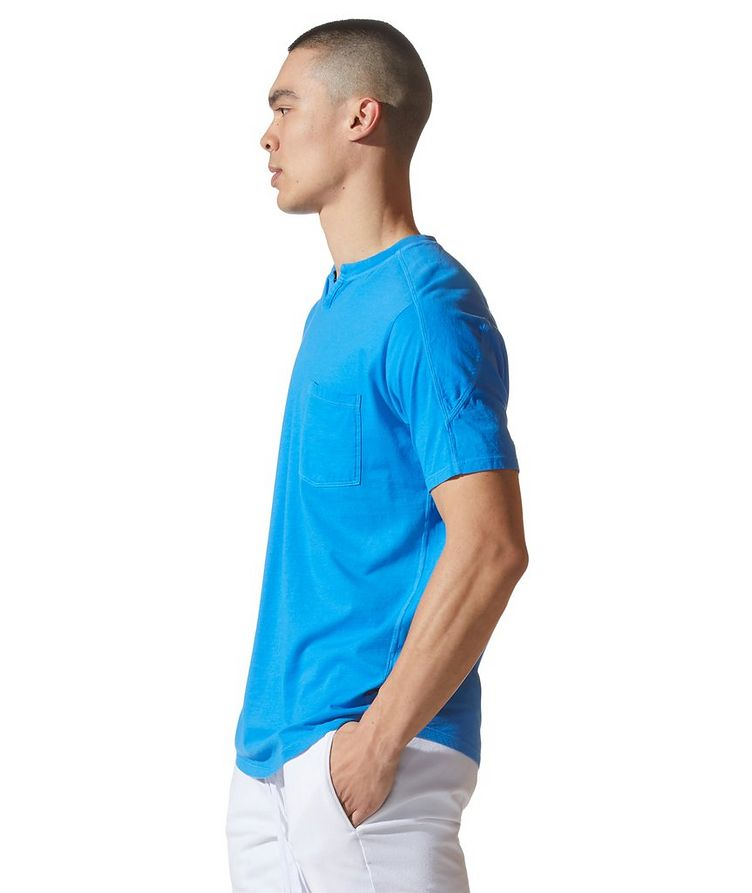 Premium Jersey Notch Crewneck T-shirt image 1