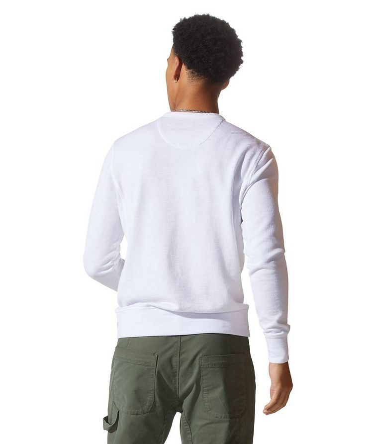 French Terry Victory V-Notch Sweatshirt image 3