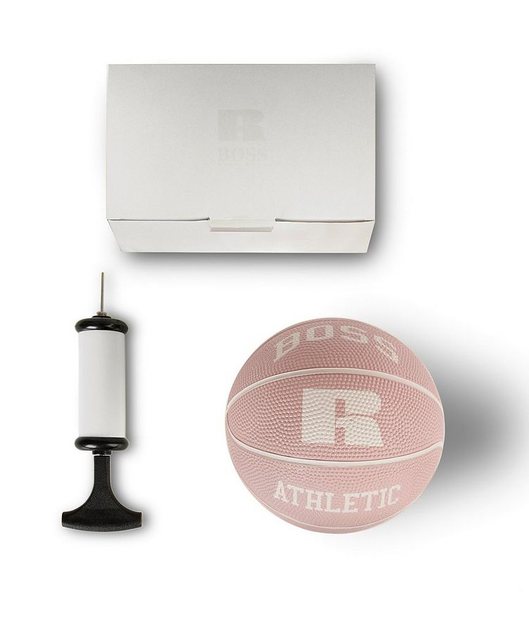 BOSS x Russell Athletic Mini Basketball Gift with Purchase image 0