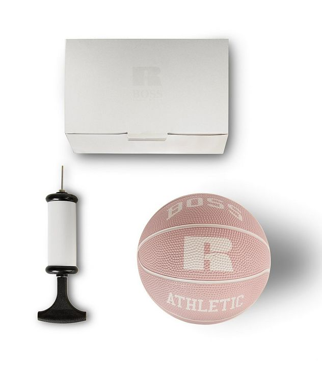BOSS x Russell Athletic Mini Basketball Gift with Purchase picture 1