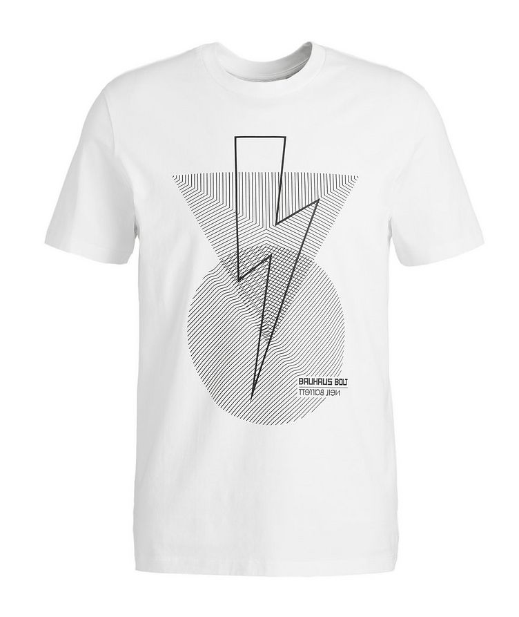 Bauhaus Bolt Cotton T-Shirt image 0