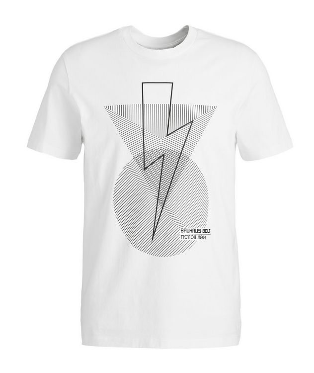 Bauhaus Bolt Cotton T-Shirt picture 1