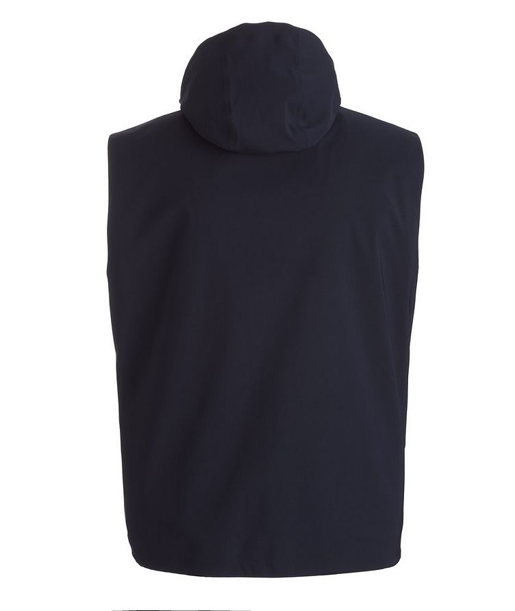 Storm System Stretch-Wool, Nylon, and Silk Vest image 1