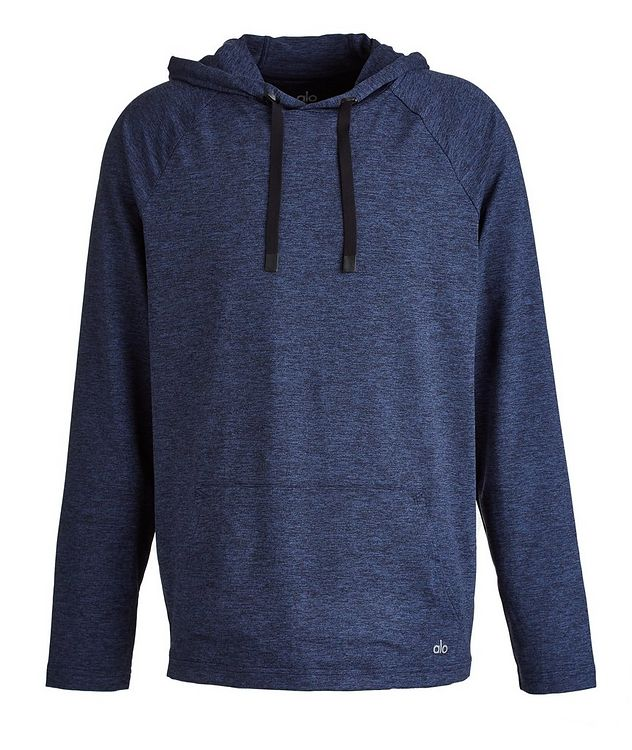 The Conquer Stretch Hoodie picture 1