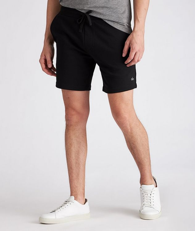 Chill Cotton-Blend Shorts picture 2