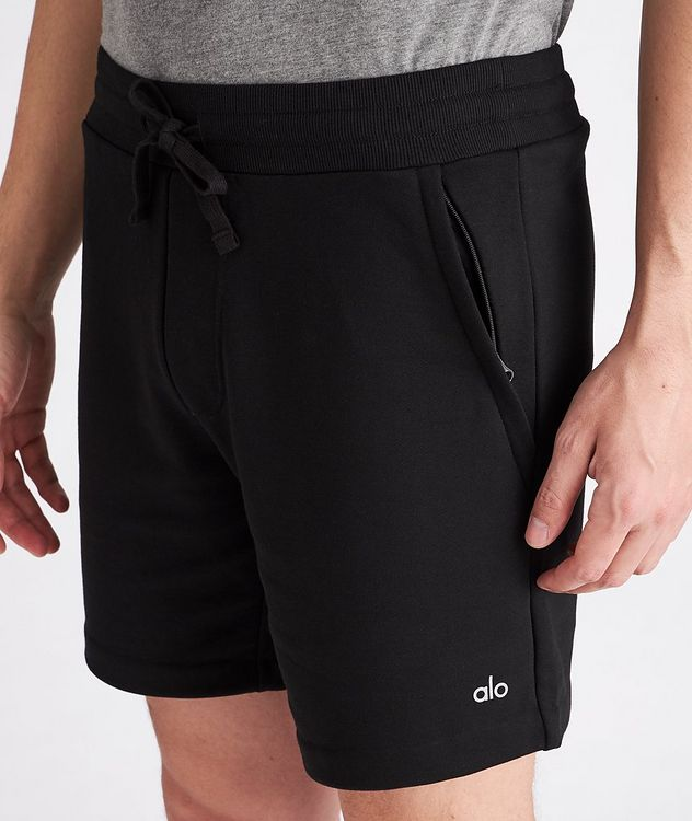 Chill Cotton-Blend Shorts picture 4