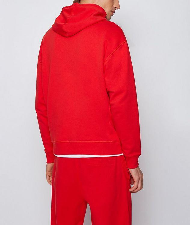 BOSS x Russell Athletic Organic Cotton Hoodie picture 3