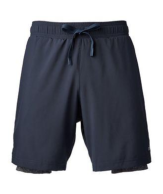 ALO Unity 2-In-1 Stretch Shorts