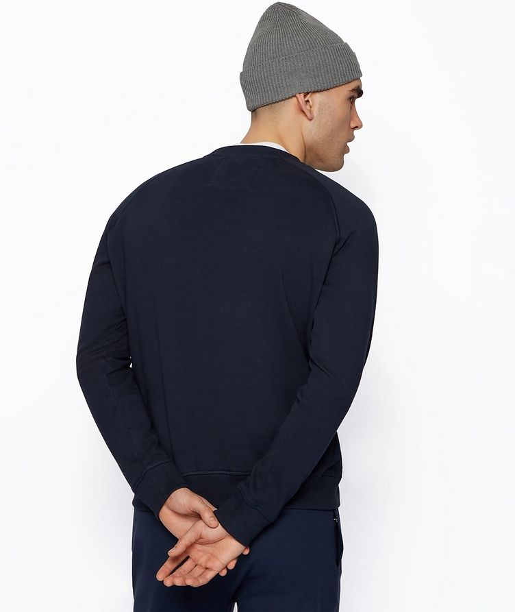 BOSS x Russell Athletic Organic Cotton Sweatshirt  image 2