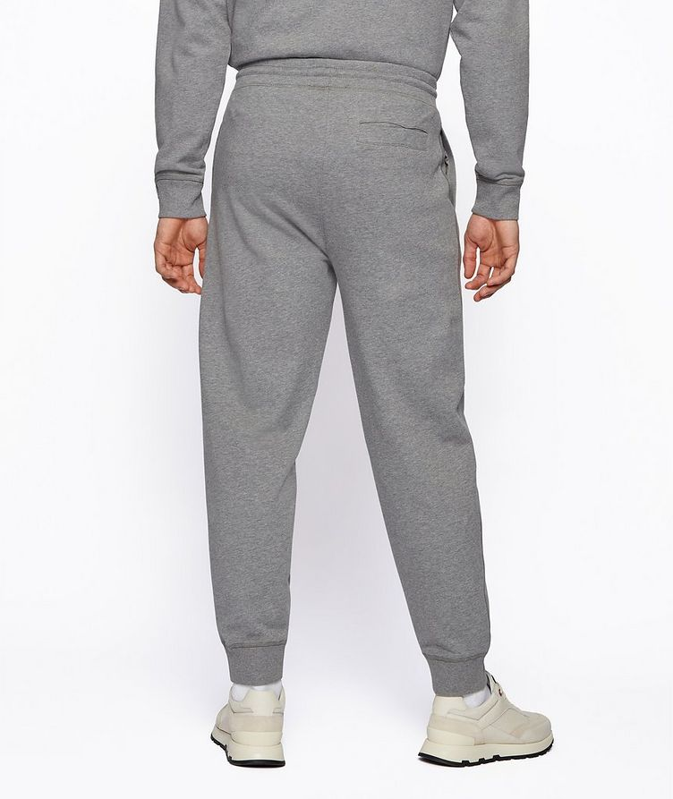 BOSS x Russell Athletic Organic Cotton Terry Joggers image 2