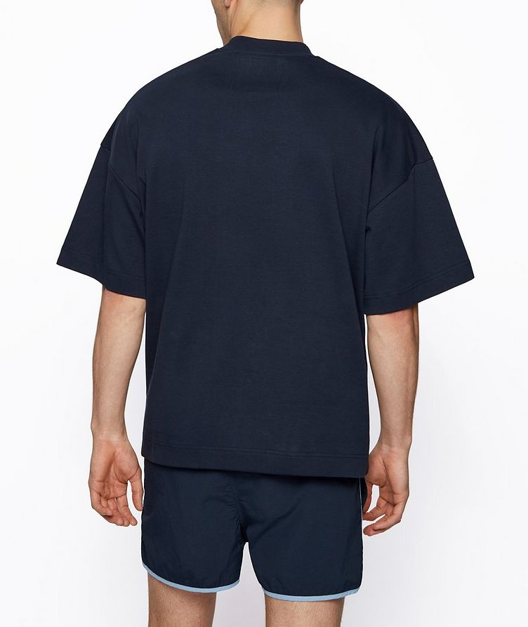 BOSS x Russell Athletic Organic Cotton T-shirt image 2