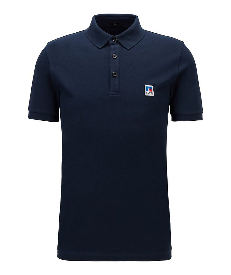 BOSS x Russell Athletic Polo Shirt image 0