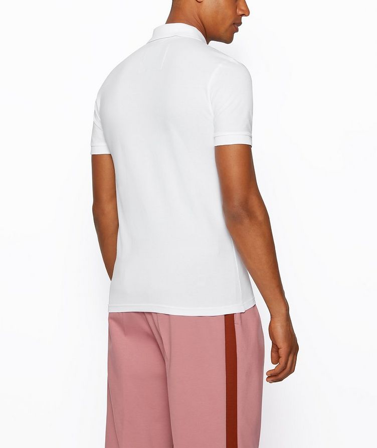 BOSS x Russell Athletic Polo Shirt image 2