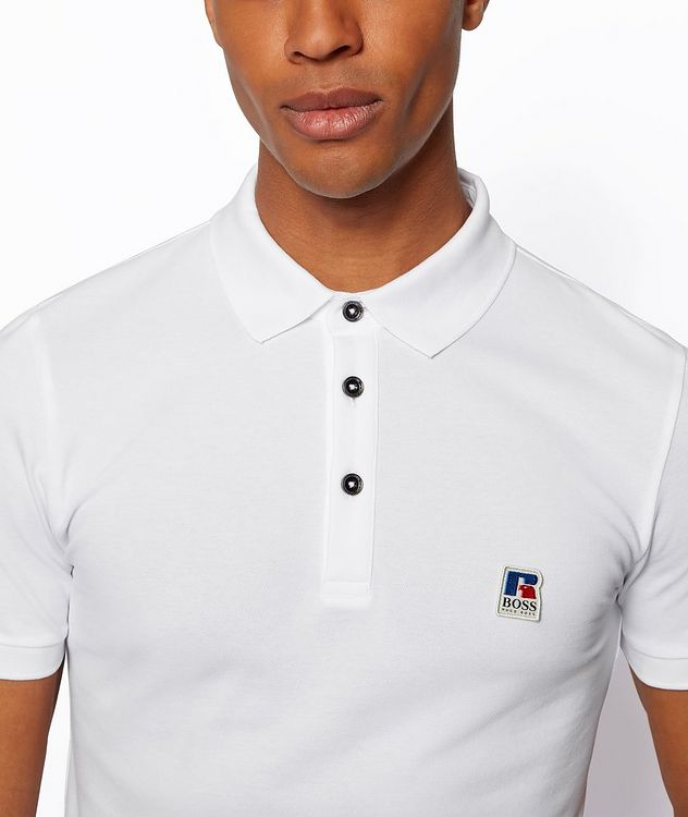 BOSS x Russell Athletic Polo Shirt picture 4