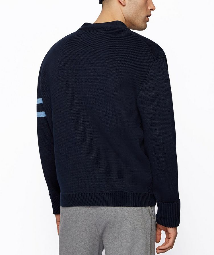 BOSS x Russell Athletic Cardigan  image 2
