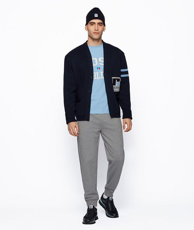 BOSS x Russell Athletic Cardigan  picture 6
