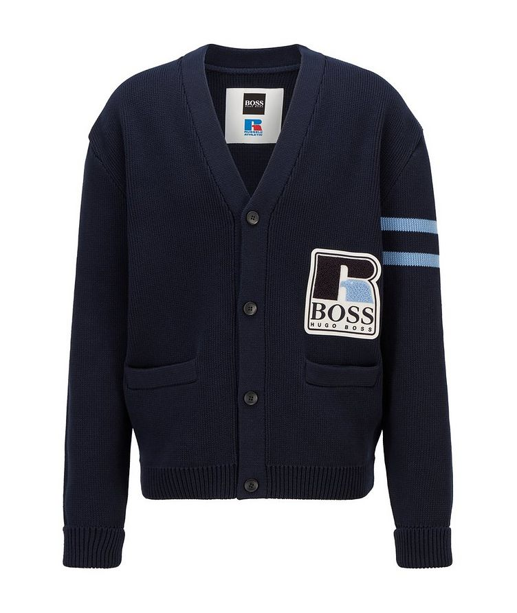 BOSS x Russell Athletic Cardigan  image 0