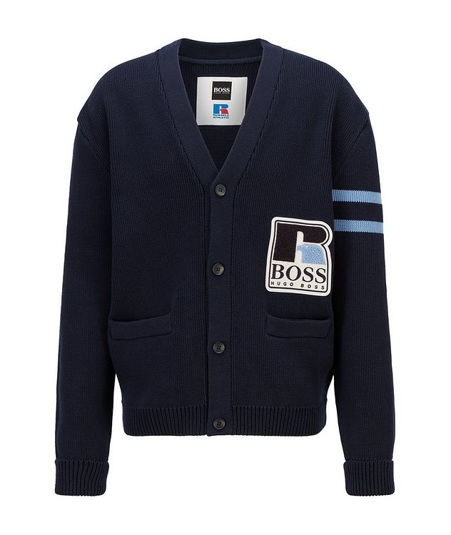 BOSS x Russell Athletic Cardigan  picture 1