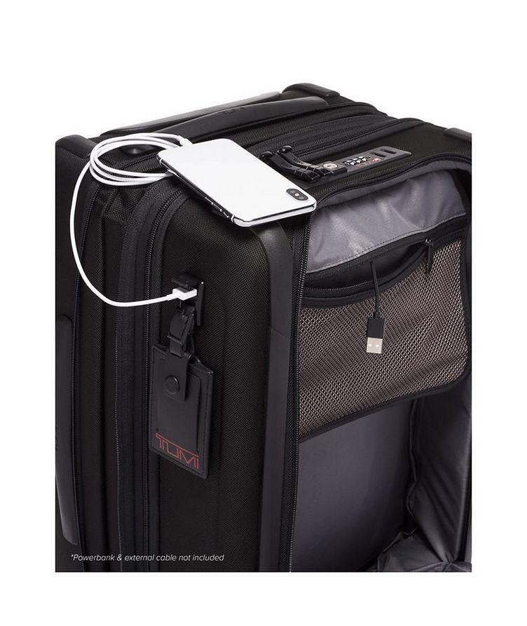 Alpha 3 International Expandable 4-Wheel Carry-On image 5