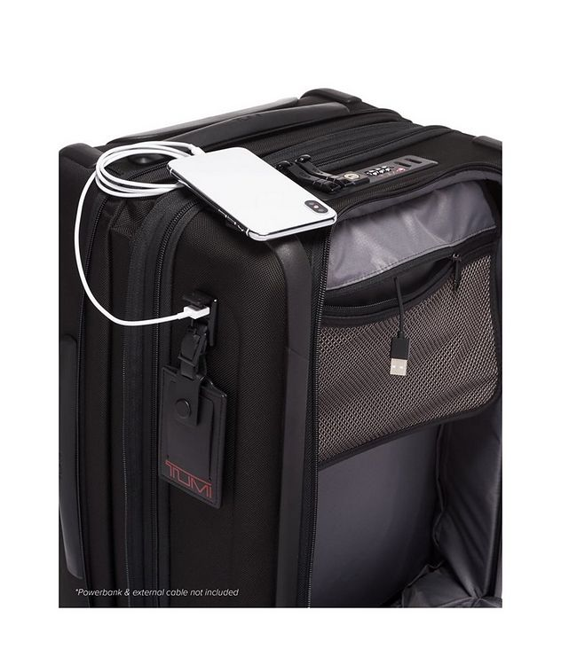Alpha 3 International Expandable 4-Wheel Carry-On picture 6
