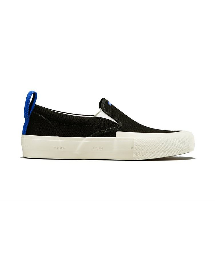 Terra Canvas Slip-On Sneakers image 1