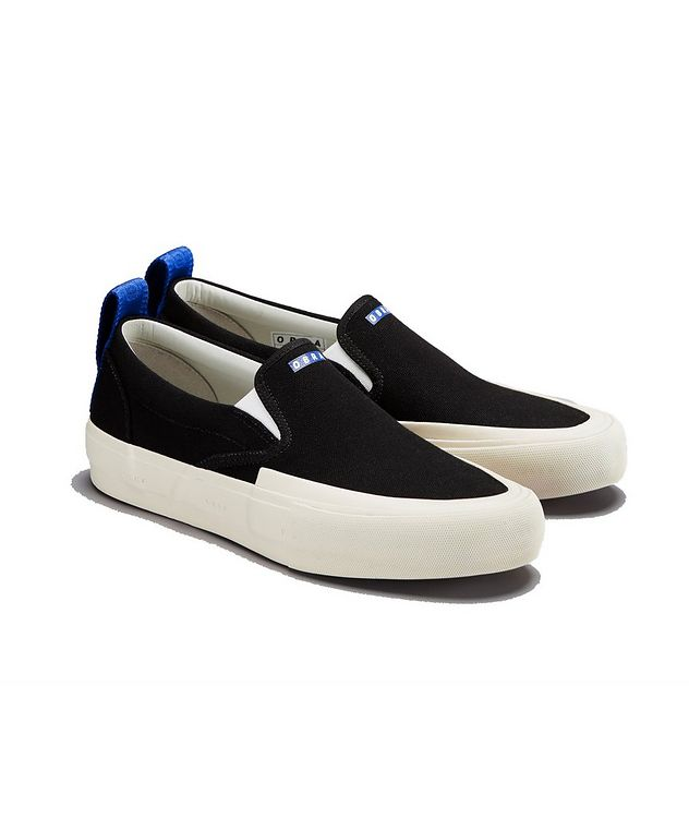 Terra Canvas Slip-On Sneakers picture 4