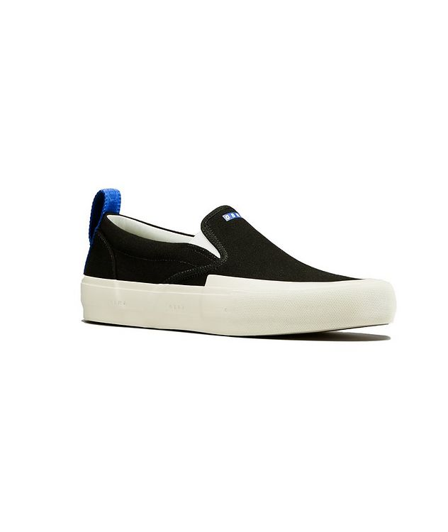 Terra Canvas Slip-On Sneakers picture 1