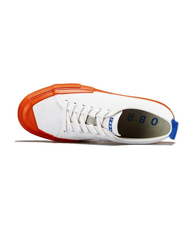 Terra Canvas Low Sneakers picture 5
