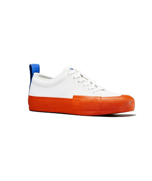 Terra Canvas Low Sneakers picture 1