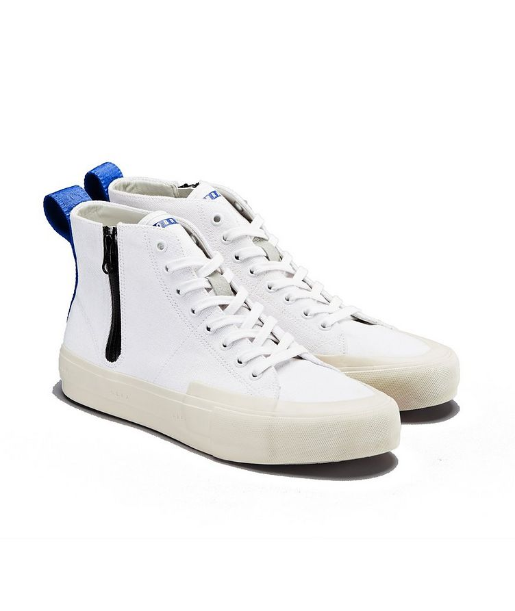 Terra Canvas High Sneakers image 1