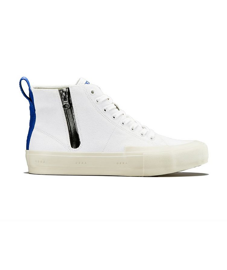 Terra Canvas High Sneakers image 2