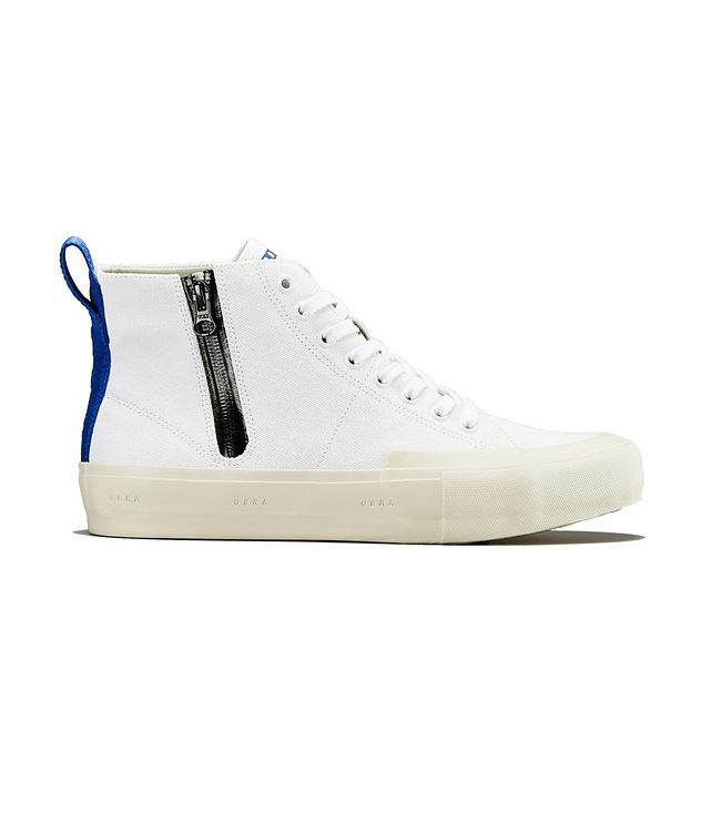 Terra Canvas High Sneakers picture 3