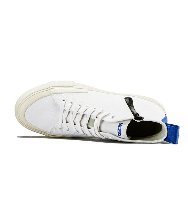 Terra Canvas High Sneakers picture 4