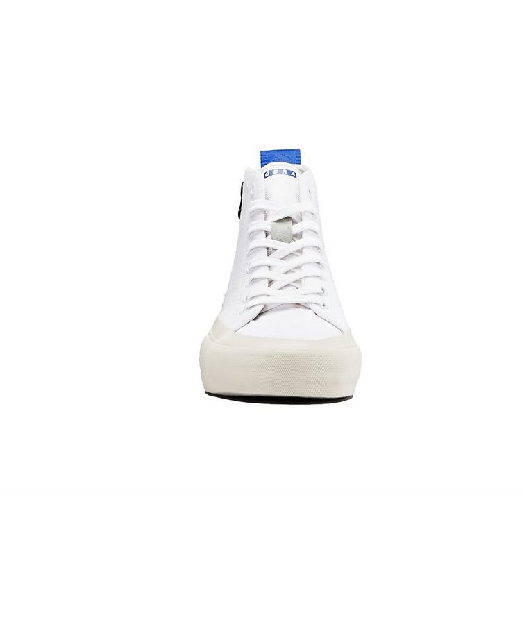 Terra Canvas High Sneakers image 4