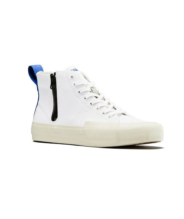 Terra Canvas High Sneakers image 0