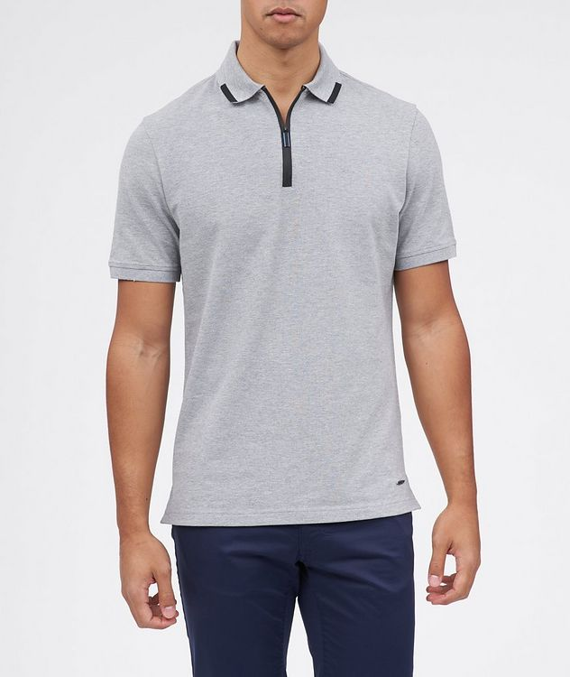 Percy Short Sleeve Polo picture 1